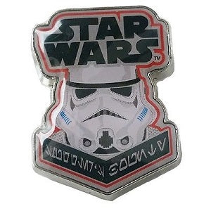 Smuggler's Bounty Star Wars Exclusive Pins - Stormtrooper