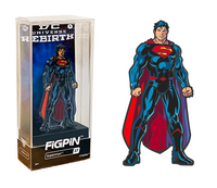 FiGPiN DC Universe - Superman 37 (hard case)