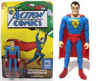 Articulated Action Figures DC Comics - Superman (First Appearance, Legion of Collectors Exclusive)