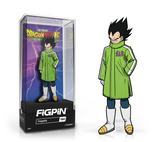 FiGPiN Dragon Ball Z- Vegeta 190 (hard case)