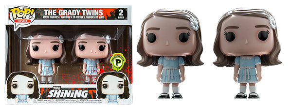 The Grady Twins (The Shining) 2-pk - Popcultcha Exclusive  [Damaged: 7.5/10]
