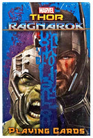 Collector Corp Exclusive Playing Cards - Thor Ragnarok