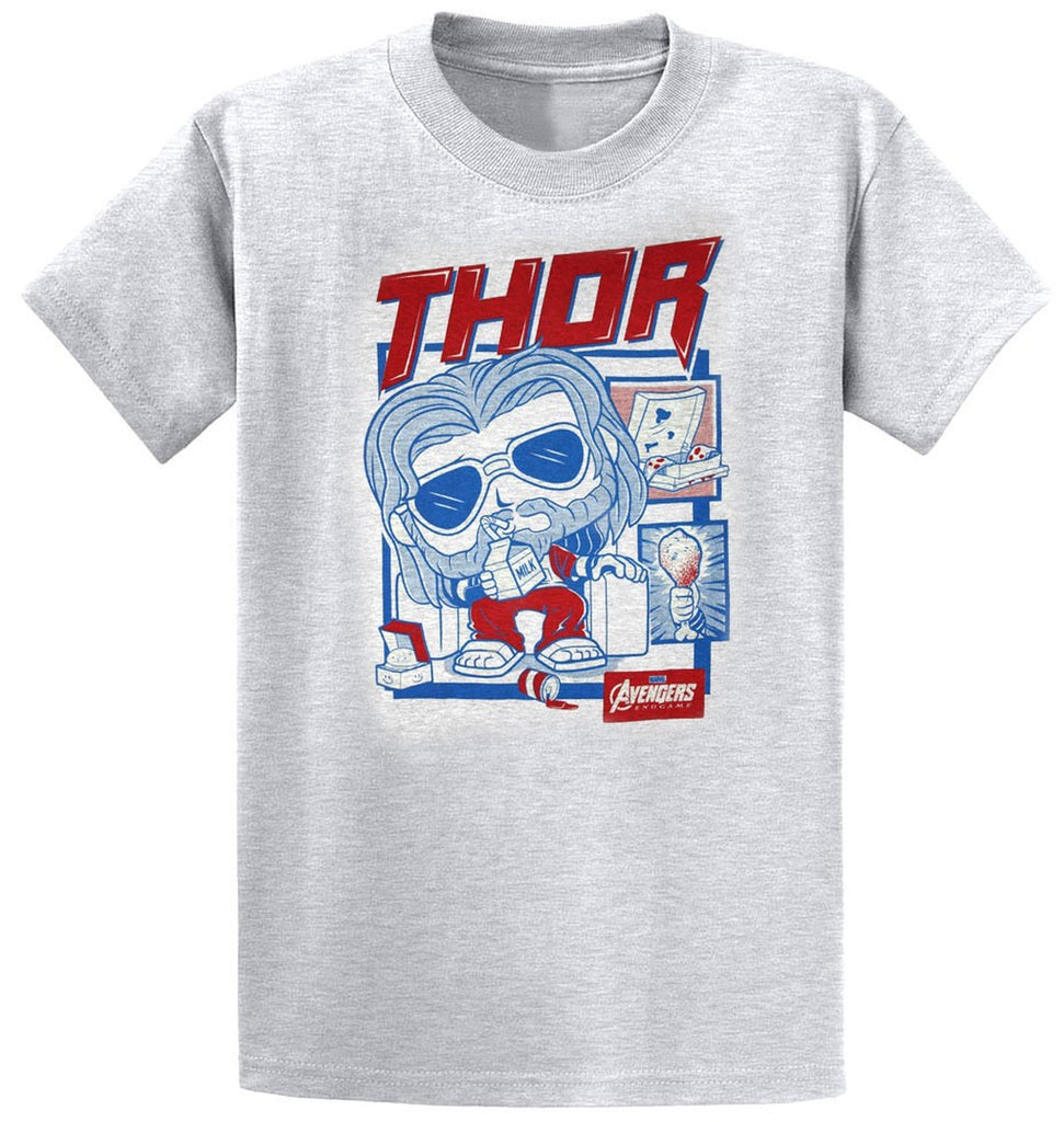 Pop! Tees Thor T-Shirt XL -  Marvel Collector Corps Exclusive