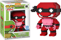 Raphael (8-Bit Neon, Teenage Mutant Ninja Turtles) 06 - Funko Shop Exclusive