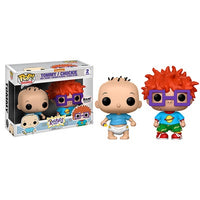 Tommy & Chuckie (Rugrats) 2-pk - Books-A-Million Exclusive
