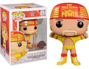 Hulk Hogan (Ripped Shirt, WWE) 71 - Special Edition Exclusive  [Damaged: 710]