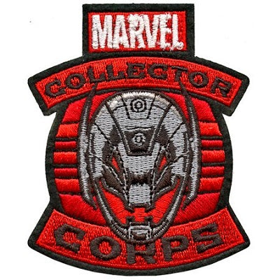 Marvel Collector Corps Exclusive Patches - Ultron