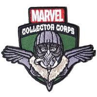 Marvel Collector Corps Exclusive Patches - Vulture
