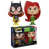 Funko Vynl. Batgirl & Poison Ivy - 2017 SDCC Exclusive [Damaged: 7/10]