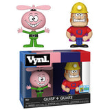 Funko Vynl. Quisp & Quake - 2019 SDCC Exclusive
