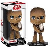 Funko Wacky Wobbler Chewbacca  [Damaged: 6/10]