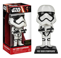 Funko Wacky Wobbler First Order Stormtrooper  [Damaged: 7/10]
