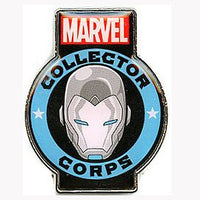 Marvel Collector Corps Exclusive Pins - War Machine