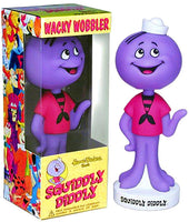 Funko Wacky Wobbler Squiddly Diddly [Box Condition: 7.5/10]