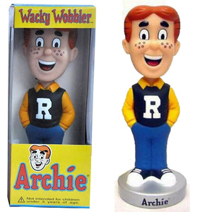 Funko Wacky Wobbler Archie [Box Condition: 7/10]