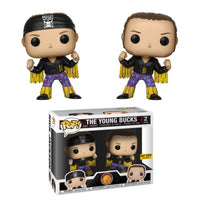 The Young Bucks (Purple & Gold, Bullet Club) 2-pk - Hot Topic Exclusive