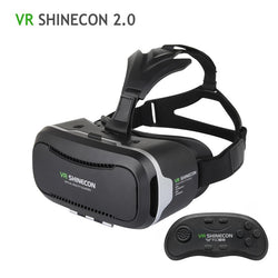 3D Glasses VR Headset UV Filter Protect Eyesight Virtual Reality Glasses