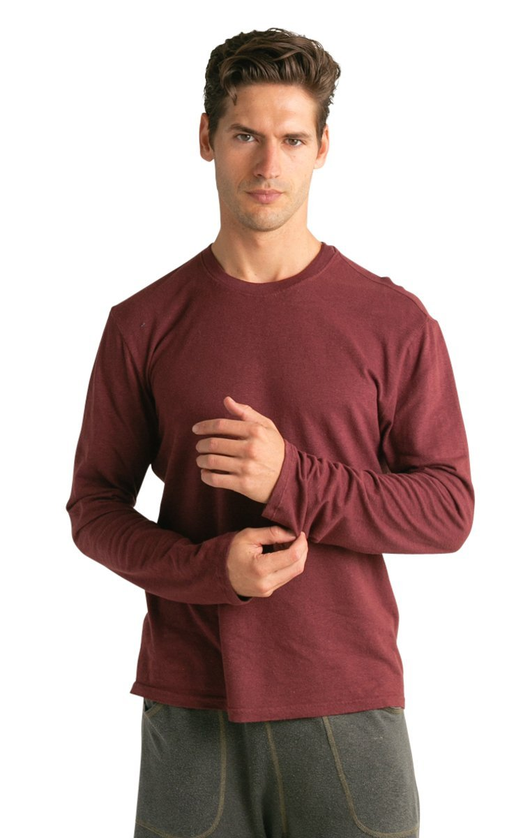 Men's Hemp Long Sleeve - Vital Hemp, Inc.