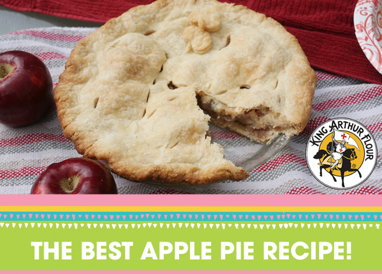 The Best Apple Pie Recipe!