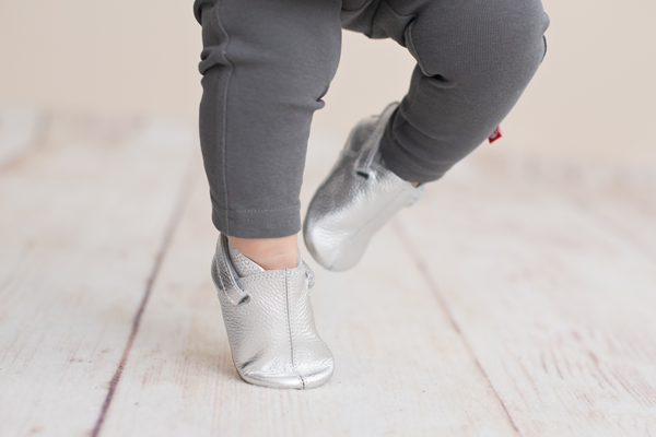 Here's Why The Zutano Baby Shoe Is The Perfect First Walker For Baby