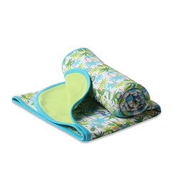 Zutano baby Blanket Monkey Jungle Baby Blanket
