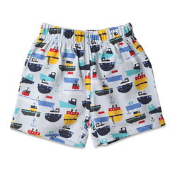 Zutano baby Bottom Ahoy Baby Short
