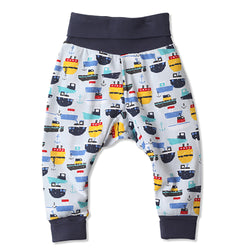 Zutano baby Bottom Ahoy Cuff Baby Pants