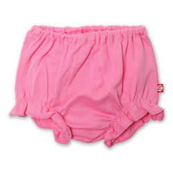 Zutano baby Bottom Baby Bloomer - Hot Pink