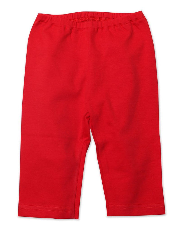 Zutano baby Bottom Baby Pants - Red