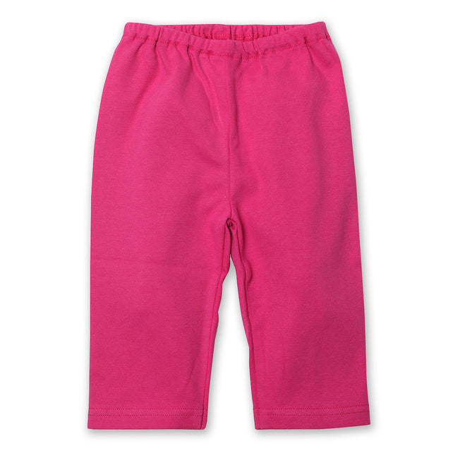 Zutano baby Bottom Cotton Baby Pant - Fuchsia