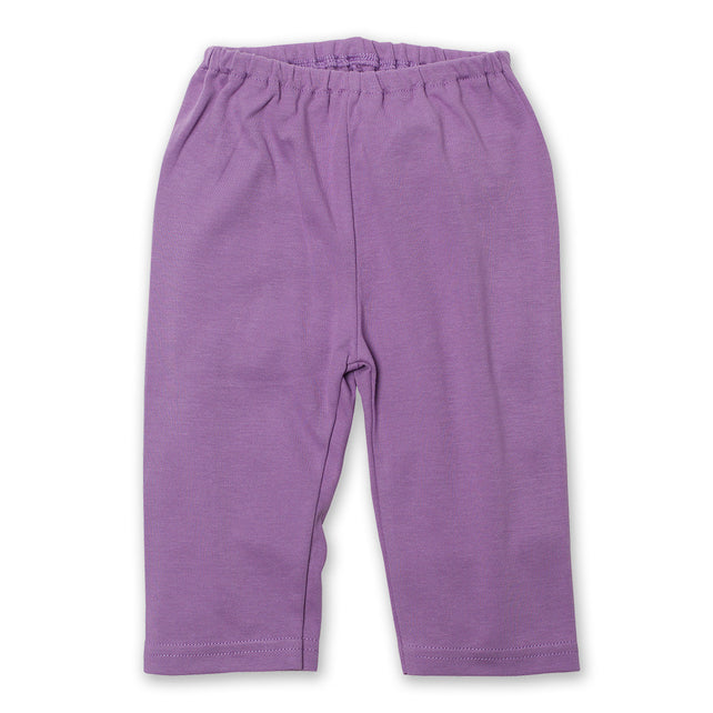 Zutano baby Bottom Cotton Baby Pant - Orchid