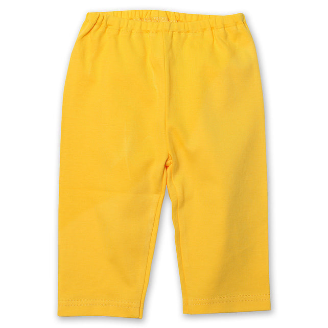 Zutano baby Bottom Cotton Baby Pant - Yellow