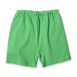 Zutano baby Bottom Cotton Baby Short - Apple