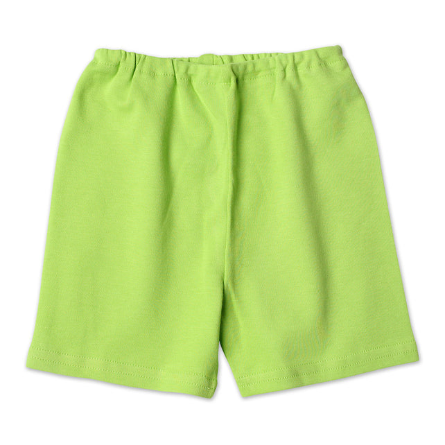 Zutano baby Bottom Cotton Baby Short - Lime