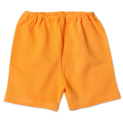 Zutano baby Bottom Cotton Baby Short - Orange