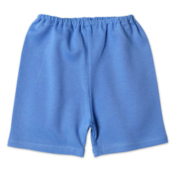Zutano baby Bottom Cotton Baby Short - Periwinkle
