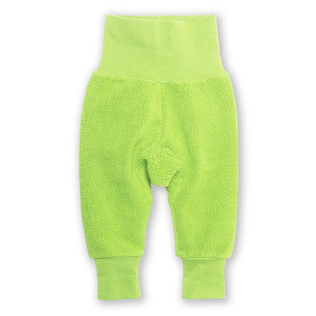 Zutano baby Bottom Cozie Fleece Cuff Pant - Lime