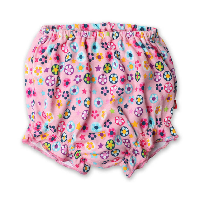 Zutano baby Bottom Flower Shower Baby Bloomer