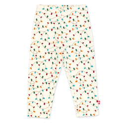 Zutano baby Bottom Lights Organic Cotton Legging