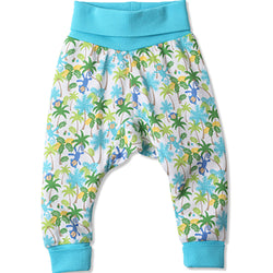 Zutano baby Bottom Monkey Jungle Cuff Pant