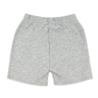 Zutano baby Bottom Organic Cotton Short - Heather Gray