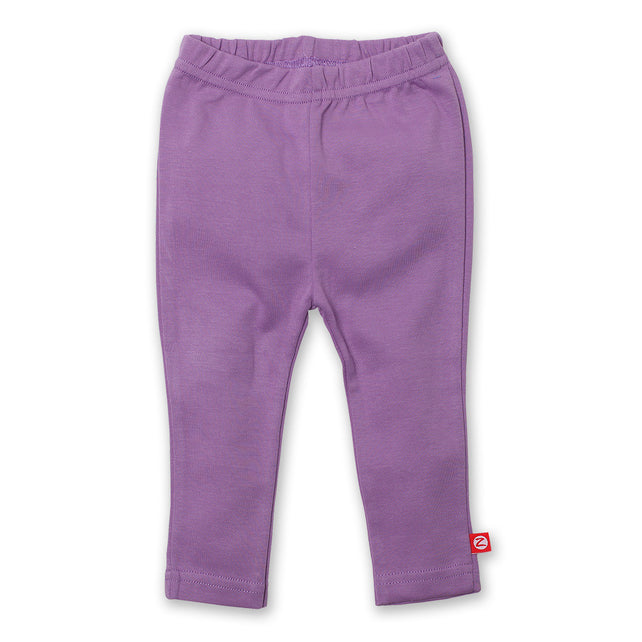 Zutano baby Bottom Skinny Legging - Orchid