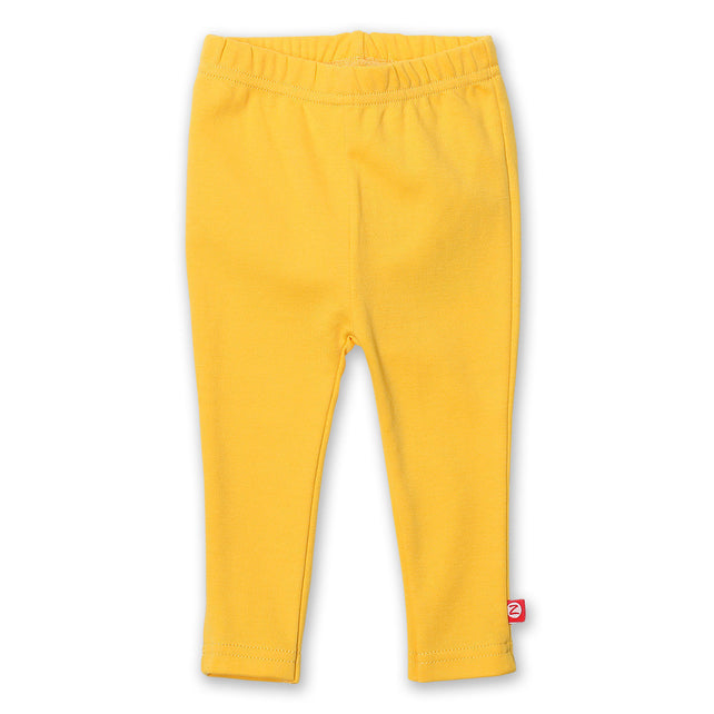 Zutano baby Bottom Skinny Legging - Yellow