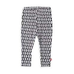 Zutano baby Bottom Square Dance Thermal Legging