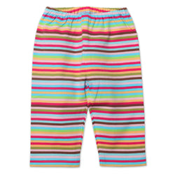 Zutano baby Bottom Super Stripe Baby Pant