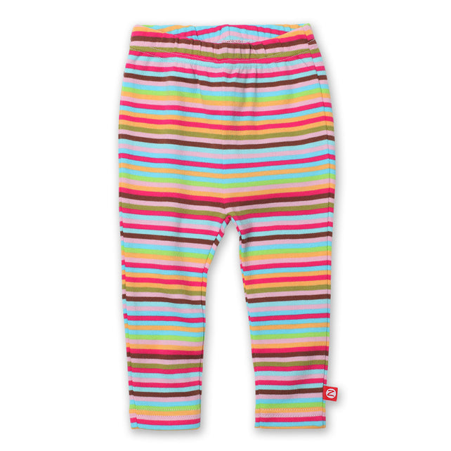 Zutano baby Bottom Super Stripe Skinny Legging