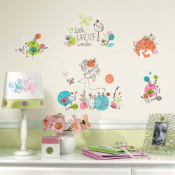 Zutano baby Decor RoomMates Peel and Stick Wall Decals - Pixie