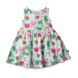 Zutano baby Dress Frog Princess Tank Dress