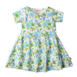 Zutano baby Dress Monkey Jungle Toddler Forever Dress