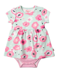 Zutano baby Dress Poppy Romper Dress